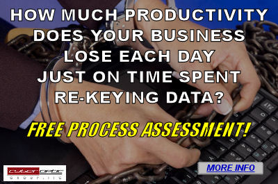 Increase Productivity and Bottom-Line Revenue With A FREE Business Process Assessment!